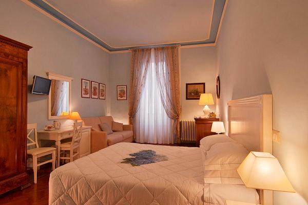 Al Duomo B&B - Panoramic Bedroom