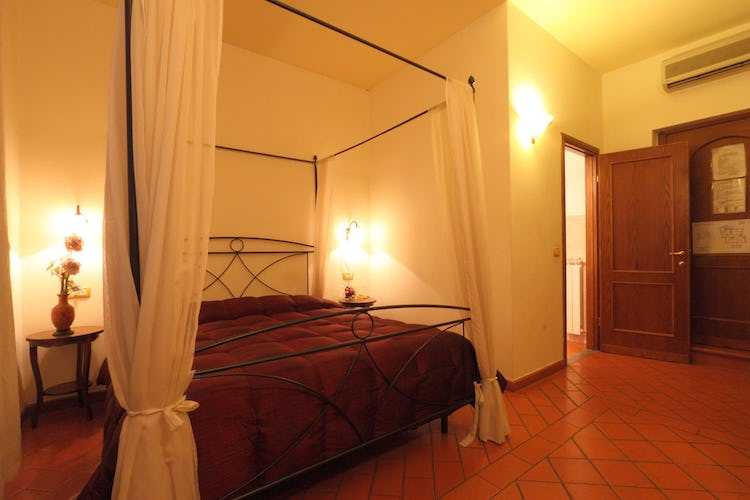 Antica Posta - Romantic Bedroom