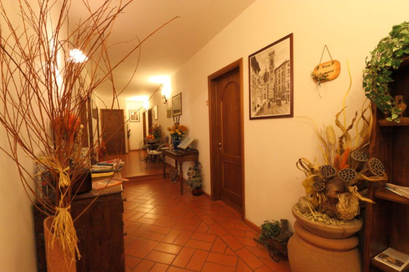 Florence Bed And Breakfast Near Train Station