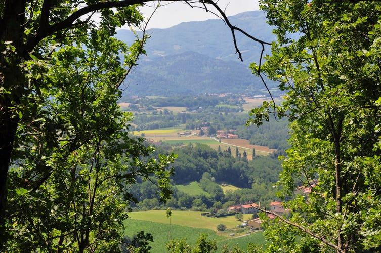 BB Mugello - Vista Panoramica