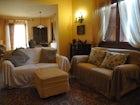 Unpretencious living spaces for relax at B&B Mugello
