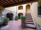 Large and spacious for groups, a self catering apartment in Chianti