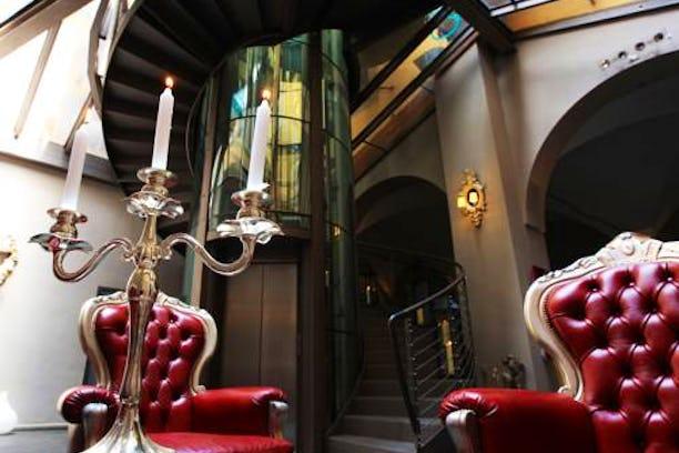 Borghese Palace Art Hotel