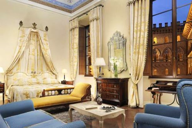 Grand Hotel Continental Siena - Starhotels Collezi