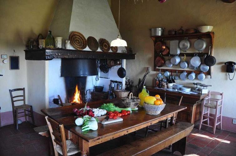 Potrete partecipare a lezioni di cucina per imparare ricette tipiche