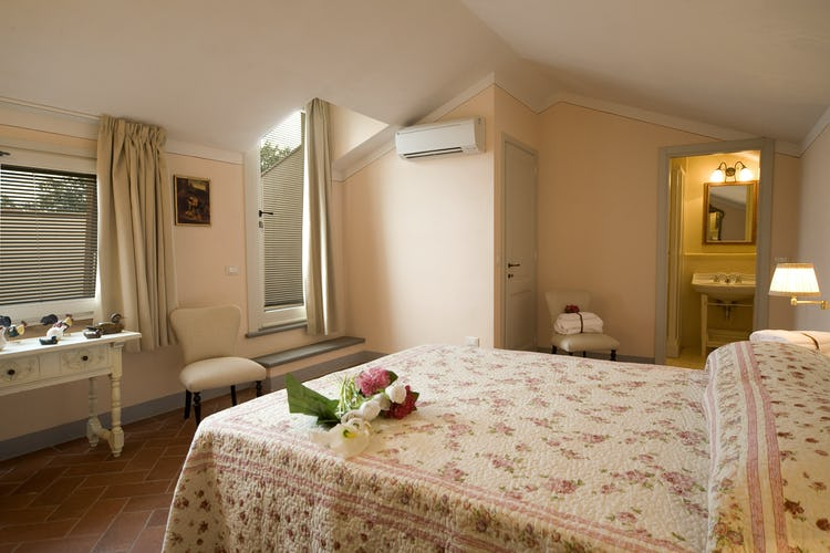 Borgo della Meliana: air conditioning for the summer