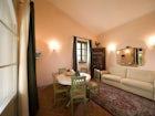 Salottino appartamenti Borgo della Meliana