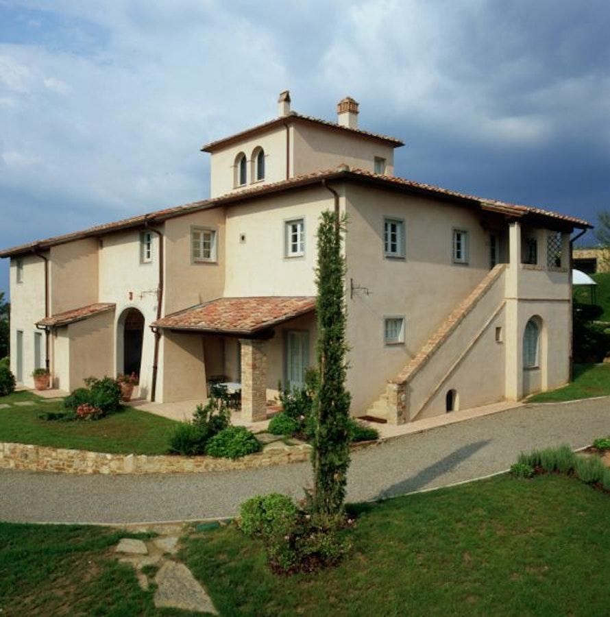 Toscana Apartments: Borgo Della Meliana:Tuscany Apartments In Gambassi Terme
