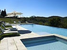Enjoy the elaxing and panoramic position of the pool