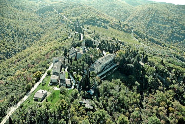 Borgo di Pietrafitta - Aerial View