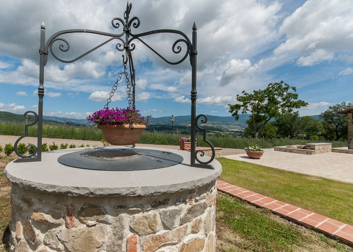 Borgo La Casa, vacation villa rental, tranquility in the Tuscany countryside