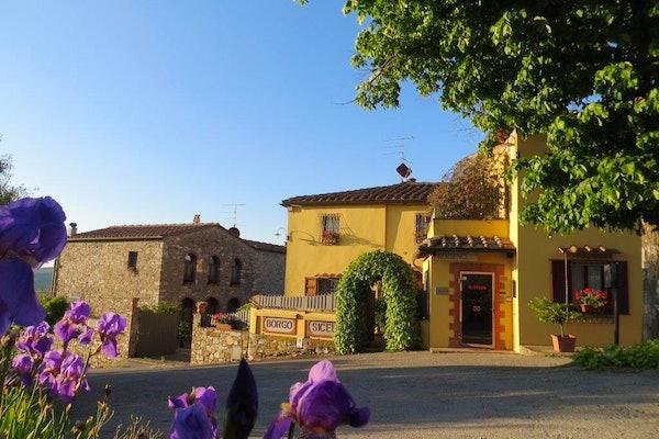 Borgo Sicelle - Gigli di Chianti