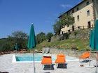 Borgo Tramonte - Piscina nelle Colline del Casentino