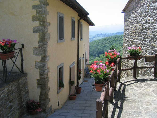 Borgo Tramonte Farmhouse outdoor