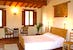 A simple decor with comfortable beds and spacious rooms