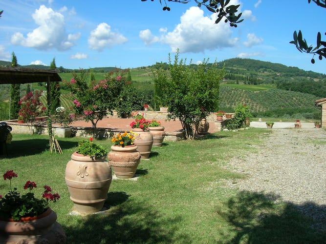 Agriturismo Casa dei Girasoli - Tuscany & vineyards