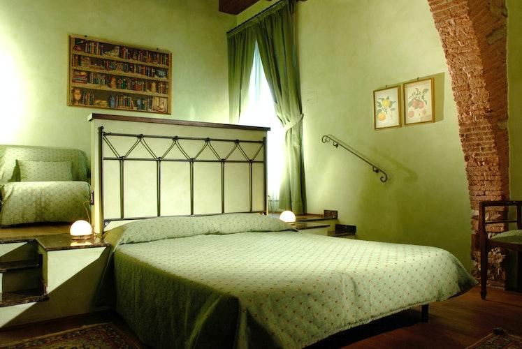 Casa dei Tintori - camera del letto