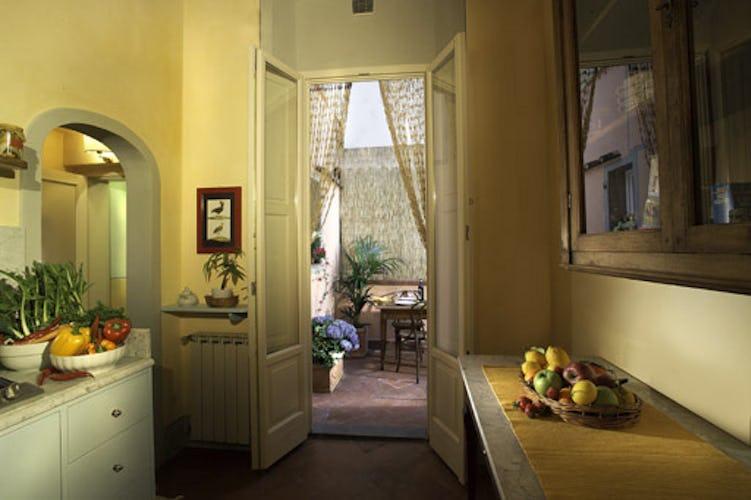 Kitchen Casa del Mercato Florence