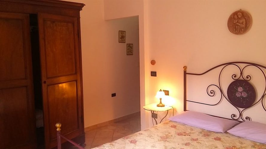 Relax in comfort while visiting the sites of Tuscany at Casa Grimaldi