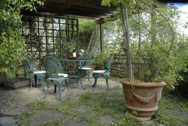 Picnic, snacks, lunch or dinners in the fresh clean air of Chianti