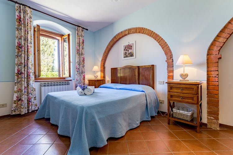 Casa Podere Monti - Double bedroom in Ciliegio
