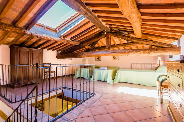 Casa Podere Monti - Rooms great for kids