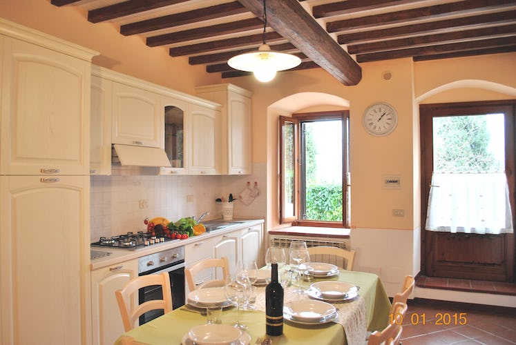 Casa Podere Monti - Fully equipped kitchen