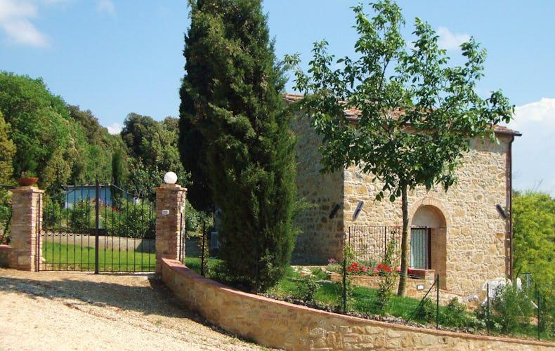 Casa Podere Monti - Situato a breve distanza da Casole d'Elsa
