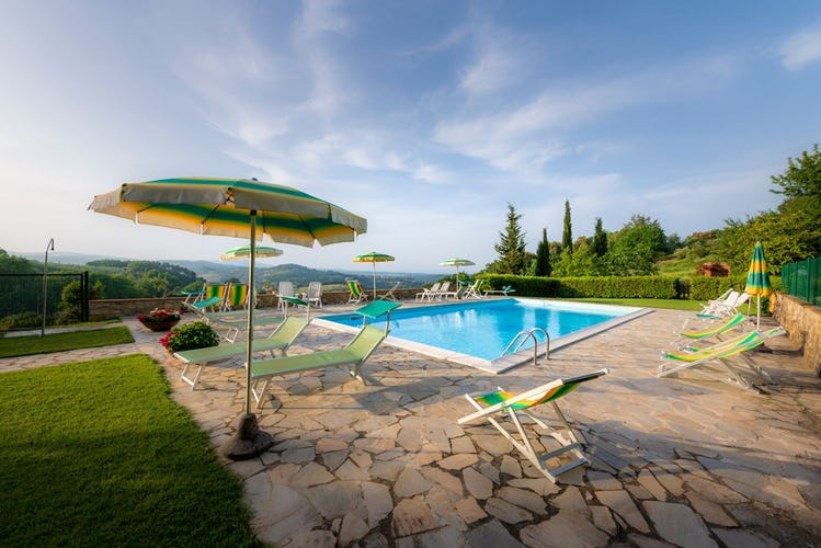 Casa Podere Monti - Perfect for a day of Tuscan Sun