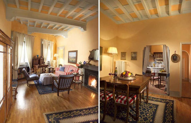 Casa Tornabuoni - Living & Dining Room