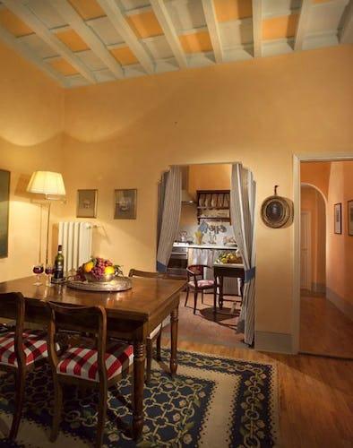 Cucina Casa Tornabuoni Firenze