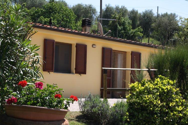 Casa Vacanze i Cipressi: gli appartamenti hanno entrate indipendenti
