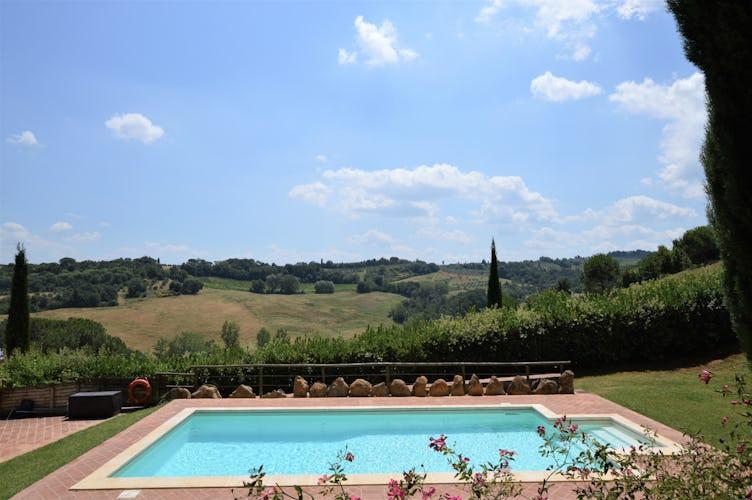 Casa Vacanze Soleado, situata a due passi dalla famosa via Francigena