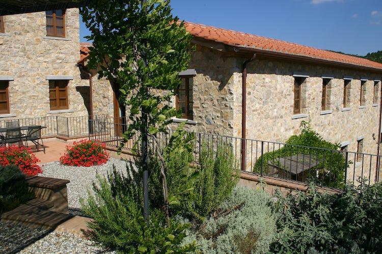 Casacorvo - Borgo-di-Gaiole Appartamenti