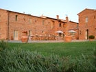 Casale Cardini - Tuscan Brick Facade