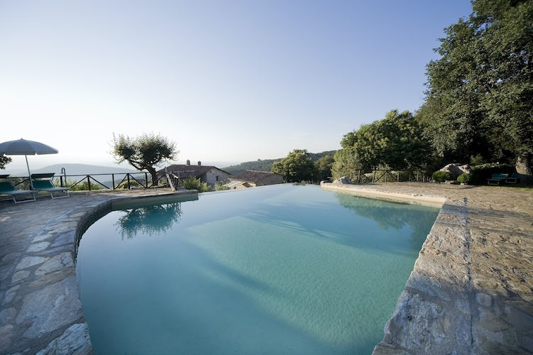 Case Vacanze Ripostena - Panoramic Pool
