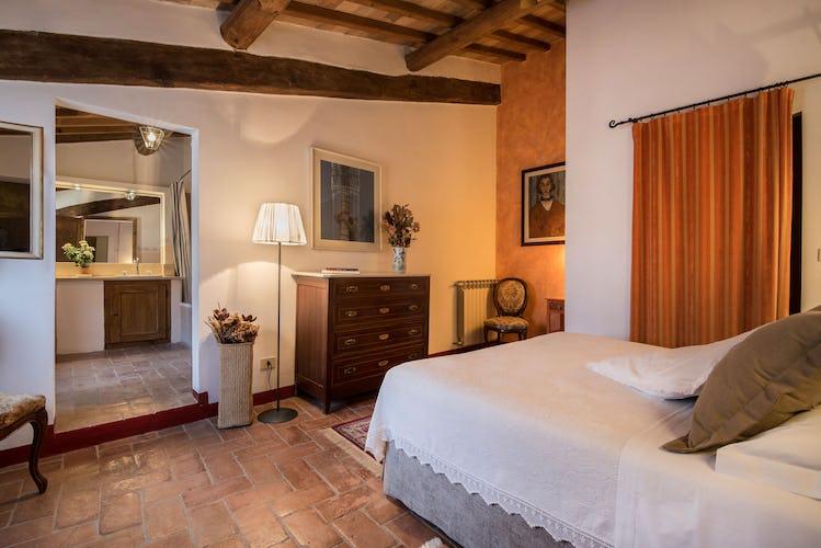 Casolare di Libbiano - Romantic Bedroom