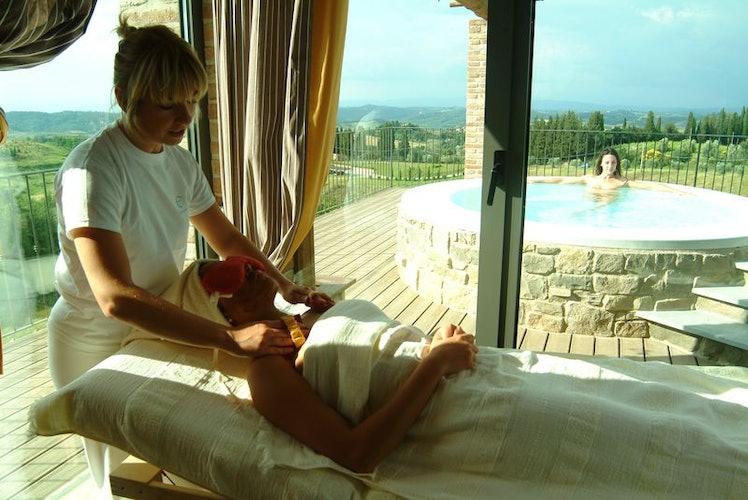 Wellness Spa Castellare di Tonda Montaione