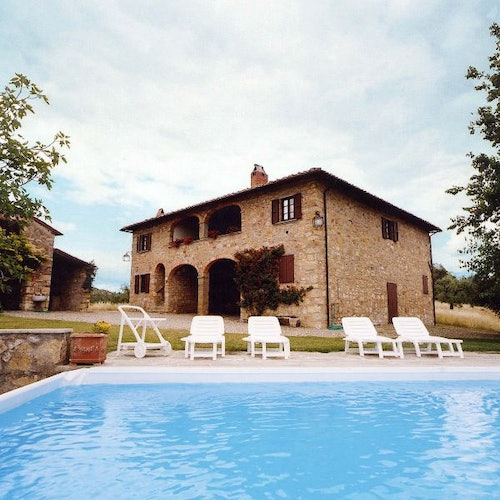 Castello di Montozzi has two free standing villas with private pool