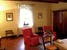 Spacious and accommodating, the double B&B rooms are typical Tuscan.