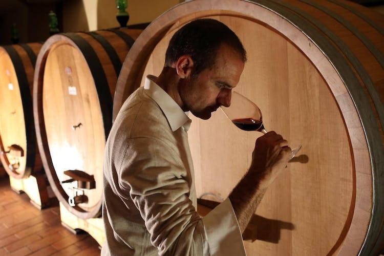 Castello La Leccia - potrai degustare le specialità vinicole prodotte in loco