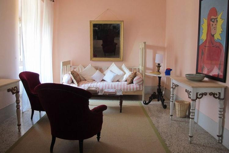 Salotto Castello Sonnin