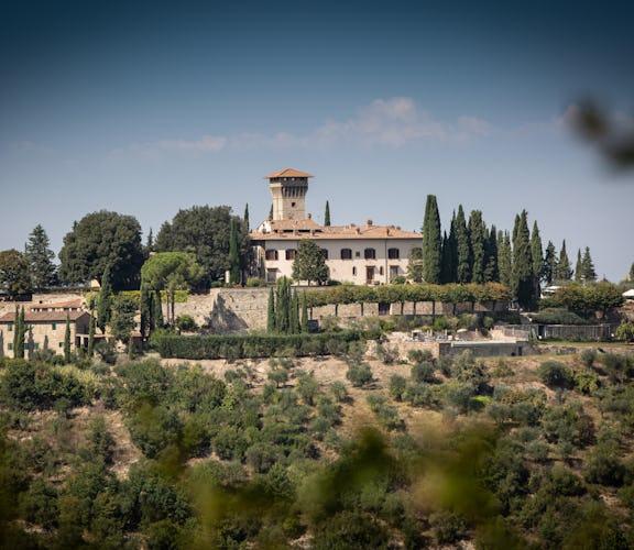 Castello Vicchiomaggio :: Vacation apartments & suites in Chianti Classico