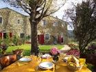Chianti Suites - Breakfast Garden