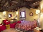 Tuscany Farmhouse architecture at Chianti Suites