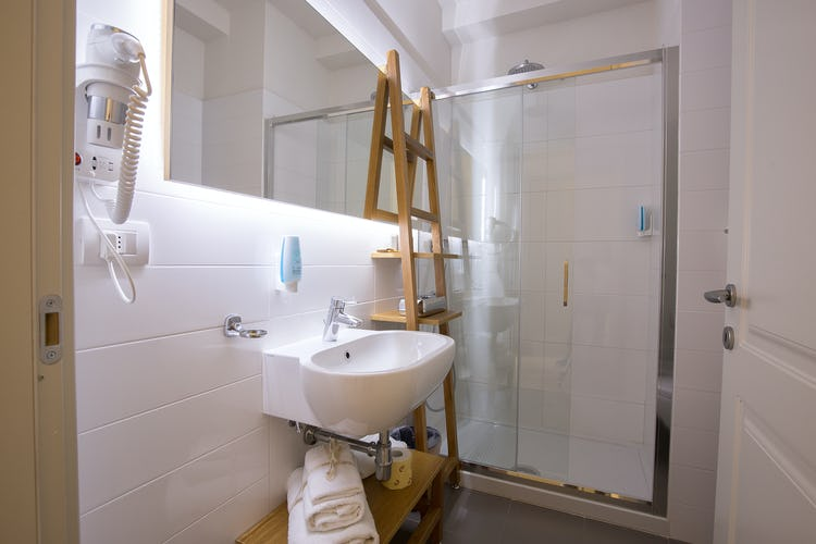 Cocoplaces Apartments: Bagni privati