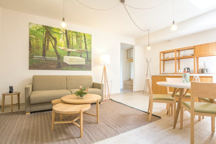 Cocoplaces Apartments: Luce naturale
