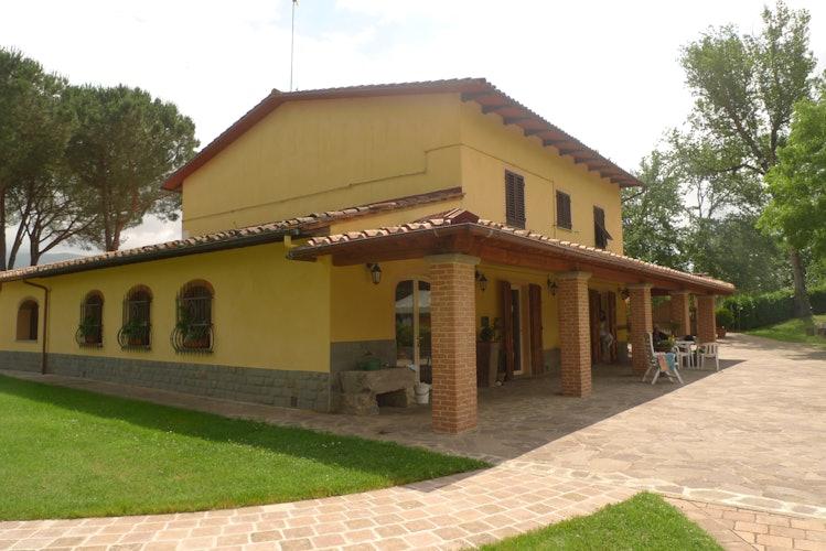Colonica Poggio Renai -Terrazza