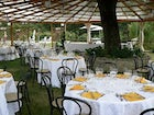A delightful venue for a wedding or celebration party