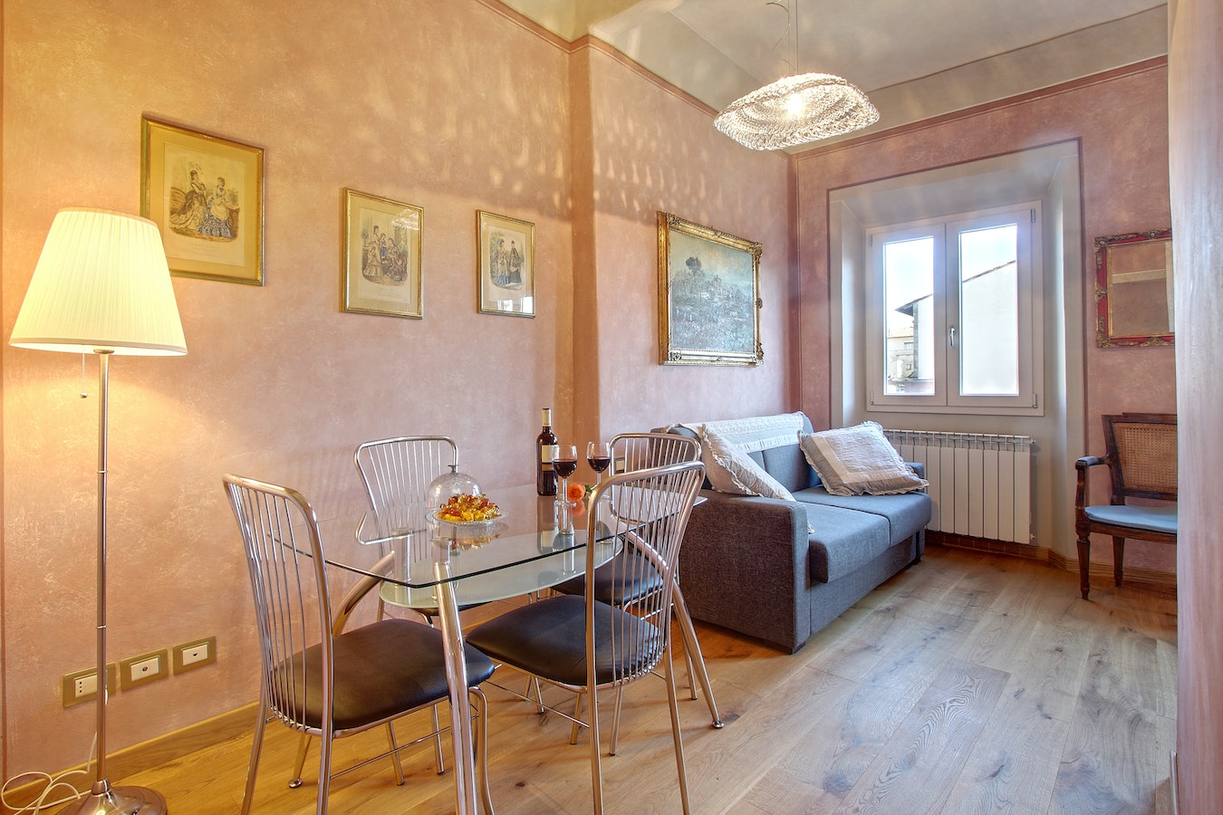 Cupido Vacation Rental Apartment In Florence Italy Parque Floors